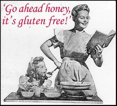 1940s gluten free