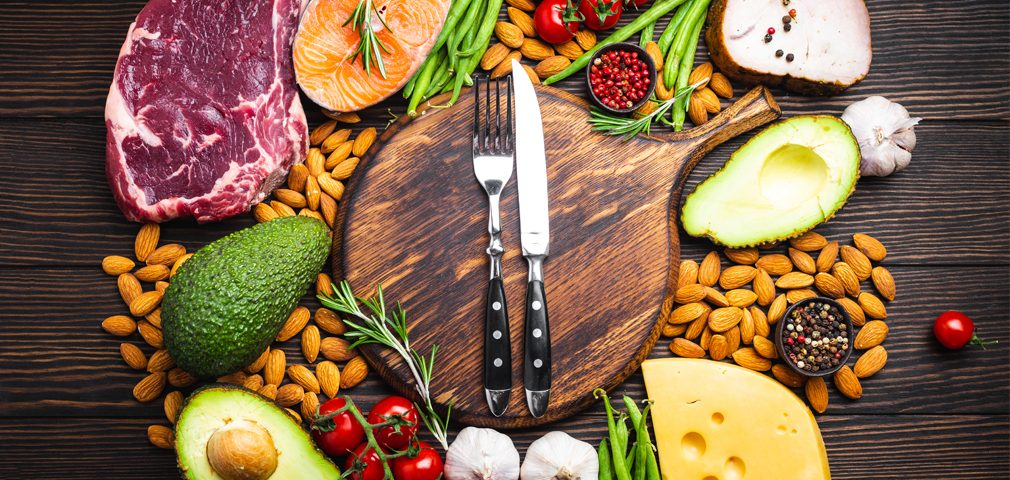 katogenní stravování